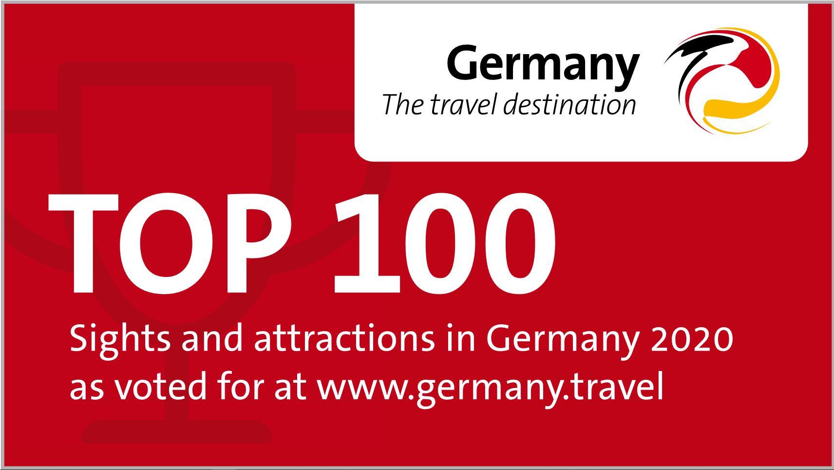Wir sind Top 35 unter den 100 UNESCO Welterbestätten in Deutschland (© DZT)