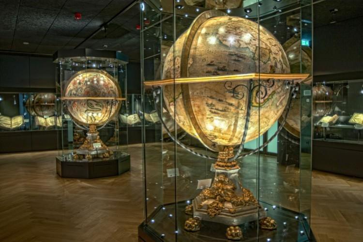 Coronelli Globes
