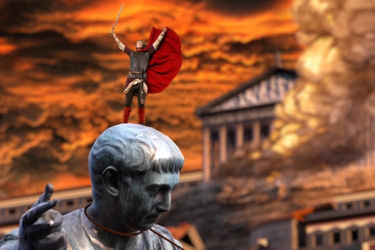Die letzte Schlacht (© TTM)