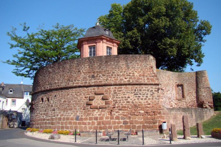 Pfalzel Burg