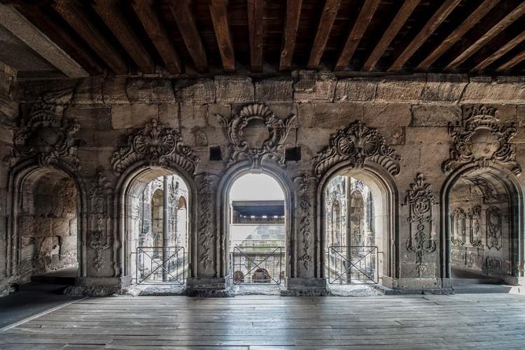 Porta Nigra Innenansicht (© Günther Dixius )