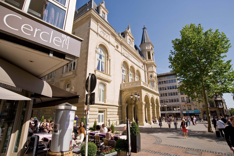 Einkaufsstadt Luxembourg