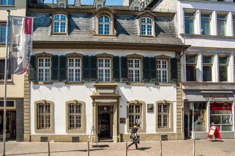 Brückenstraße, Geburtshaus und Museum