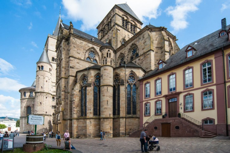Liebfrauenkirche Bischofssitz