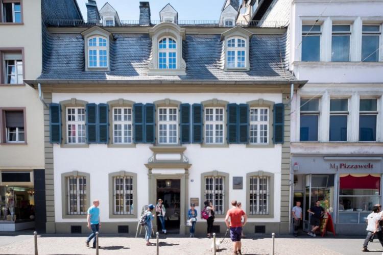 Brückenstrasse 10, Geburtshaus von Karl Marx und Museum