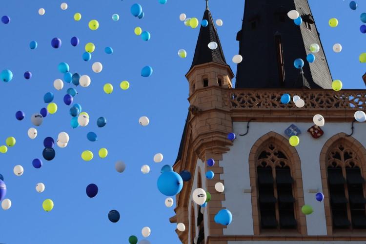 Eröffnung des Altstadtfests