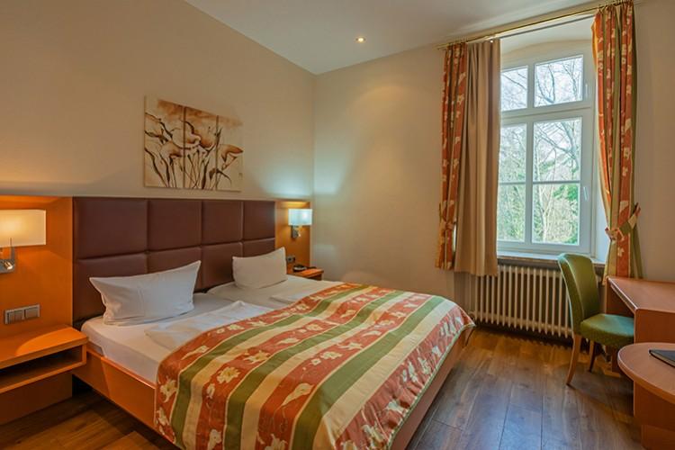 Zimmer (© Berghotel Kockelsberg)