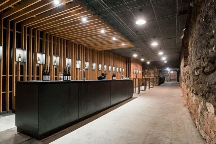 Weinkeller der Vereinigten Hospitien (© Vereinigte Hospitien)