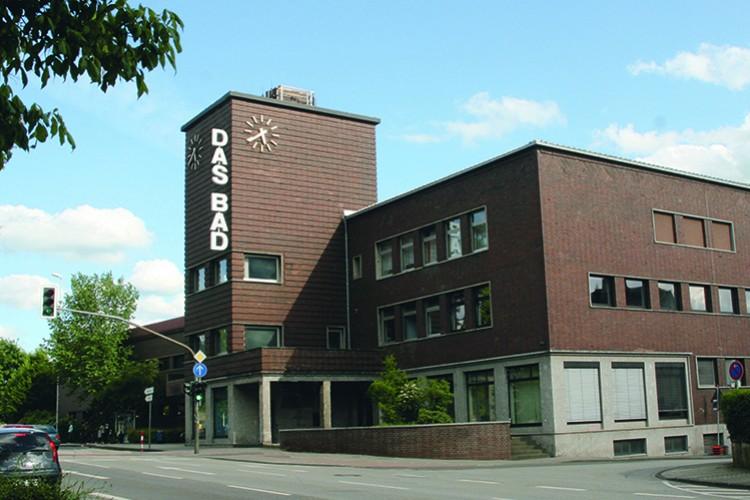 Das Bad, Trier (© Yaph)