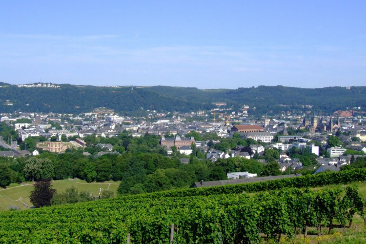 View of Trier
