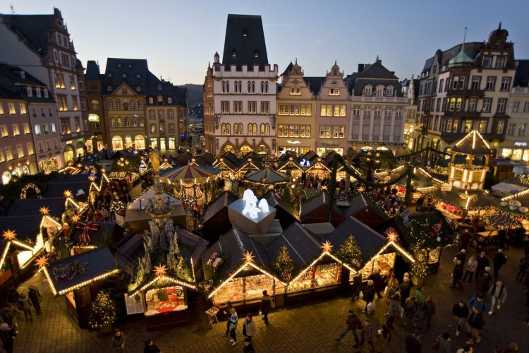 Christmas Market at the Main Market Square