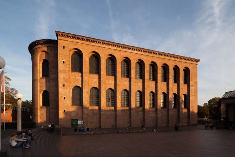 The Constantine Basilica
