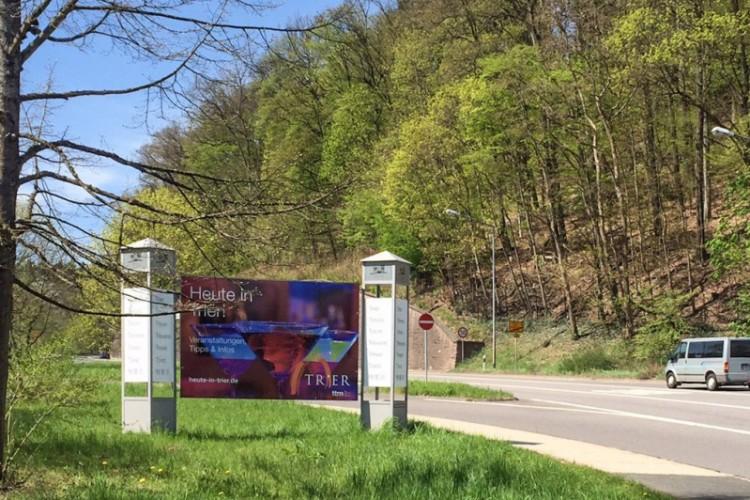 Bitburger Straße/Höhe FH