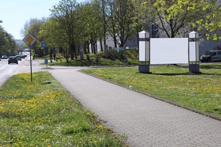 Kohlenstraße/Höhe Uni Campus