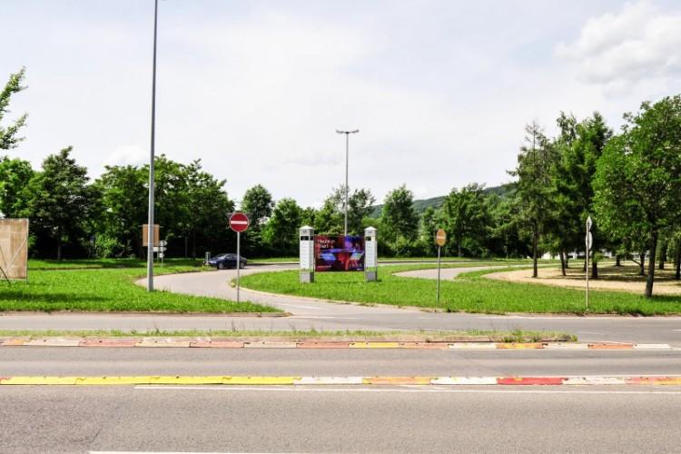 Konrad-Adenauer-Brücke / Messepark