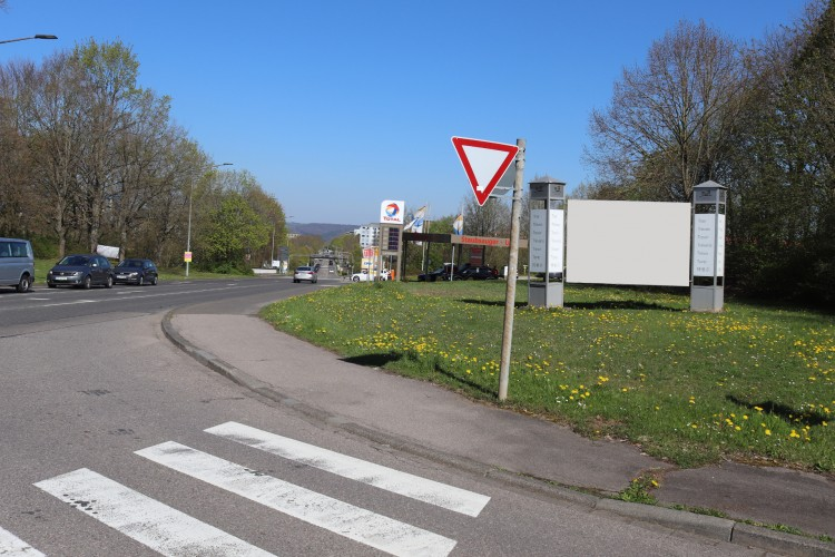 Kohlenstraße/Gustav-Heinemann-Straße