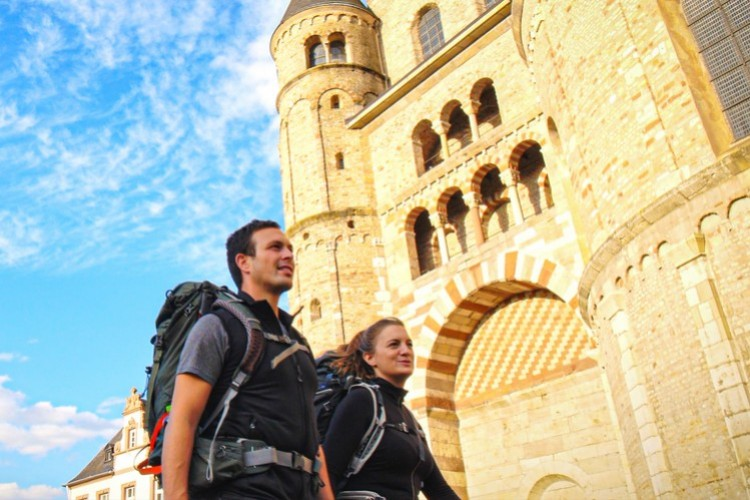 Wandererlebnis in der Urlaubsregion Trier - © Videocrew