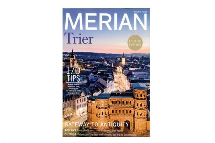 Merian Trier english - © Merian, Jahreszeiten Verlag