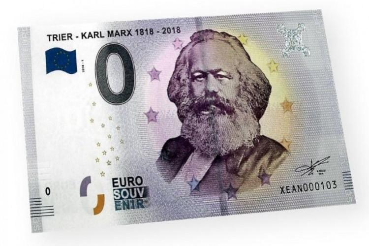 Karl Marx Geldschein - © ttm