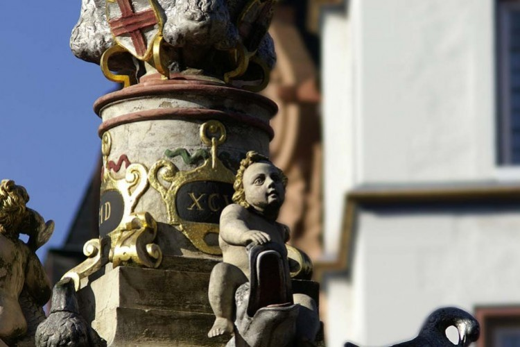 Mit allen Wassern gewaschen - die Trierer Brunnentour