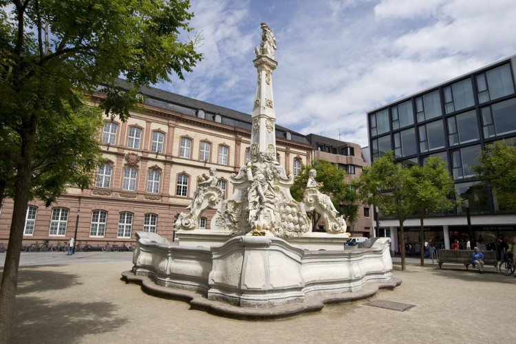 Fountains St. Georg's