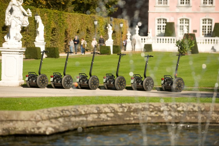 Segway tours in Trier - © Segworks Trier