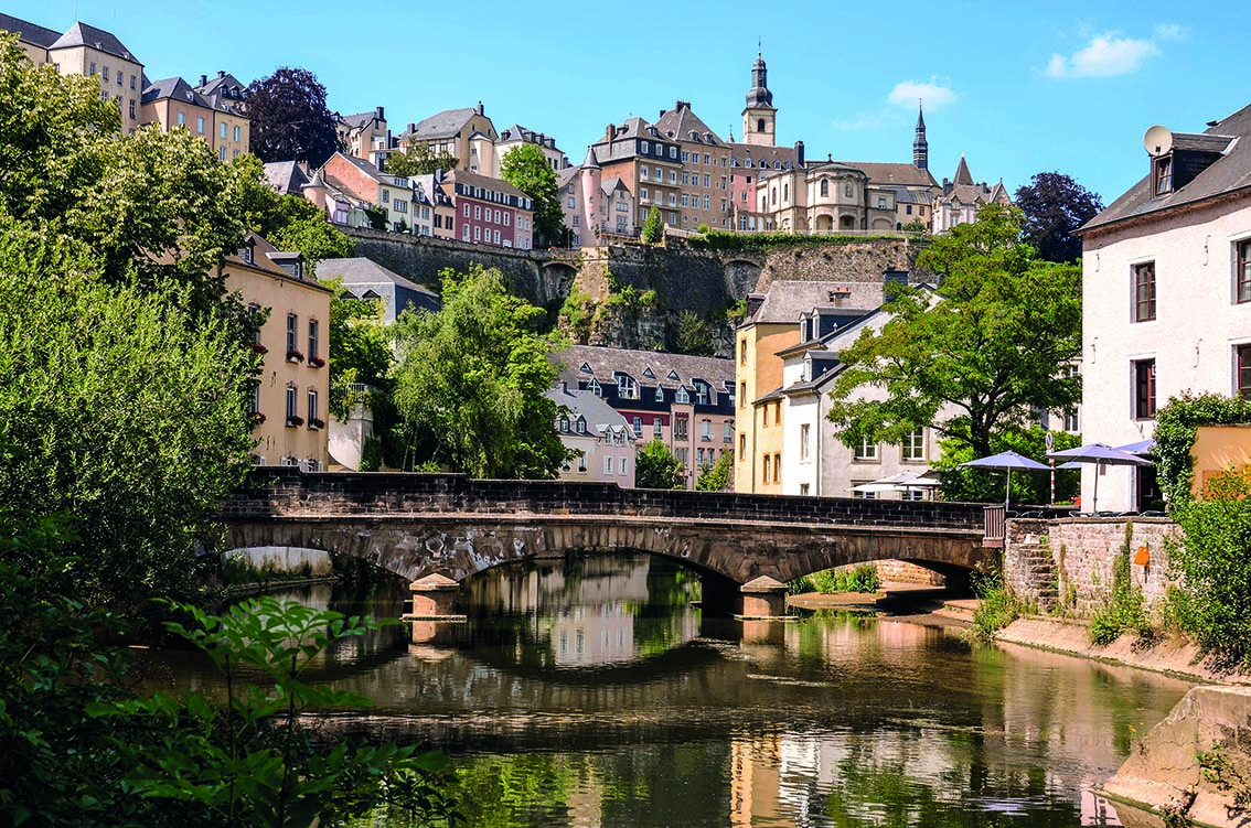The City of Luxembourg - © Reinhard Tiburzy/shutterstock.com