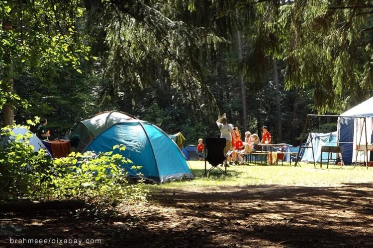 Campsites - © brahmsee/pixabay.com