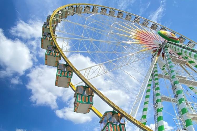 Ferris wheel Bellevue - © Thomas Vatheuer