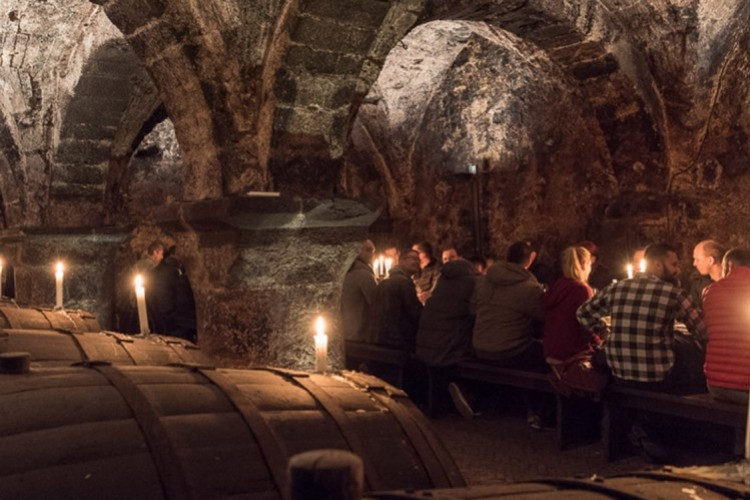 """Guided Tour at the Winery """"Vereinigte Hospitien"""" - © Vereinigte Hospitien"""