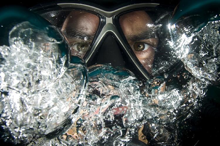 Diver (© pixabay/pixabay.com)