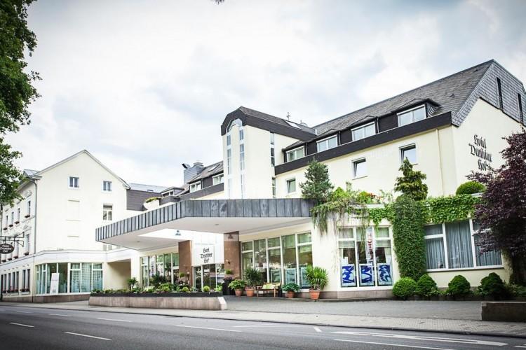 Exterior View (© Hotel Deutscher Hof)