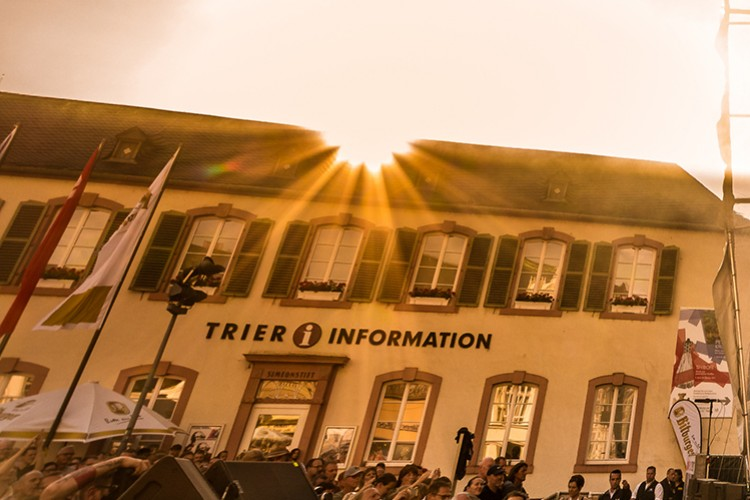 Tourist Information Trier (© Photogroove)