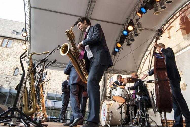 Jazz im Brunnenhof