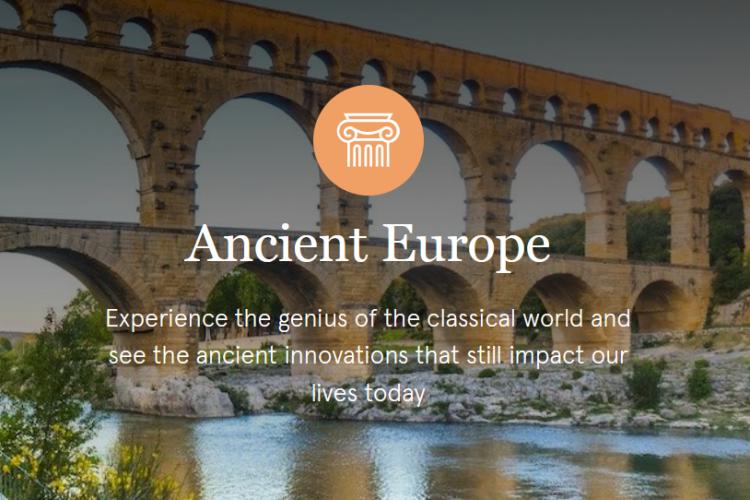 World Heritage Journeys of Europe