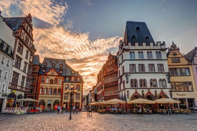 Trier Hauptmarkt - © Romas_Photo/shutterstock.com