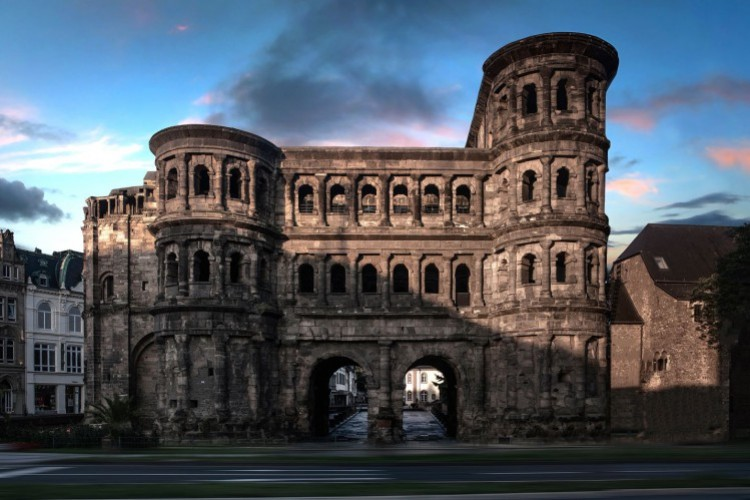 Porta Nigra - © Walter Baumeiser