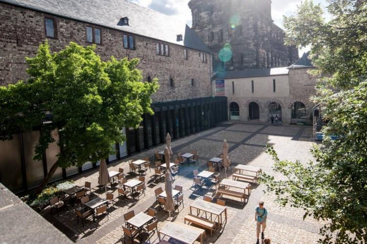 Le 'Brunnenhof'