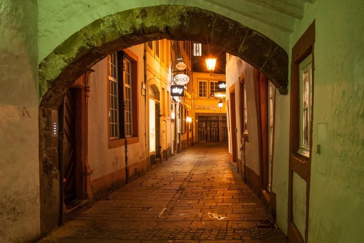 Eingang zur Judengasse - © ttm