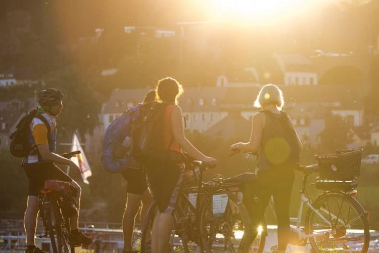Visites à vélo autour de Trèves (en anglais)