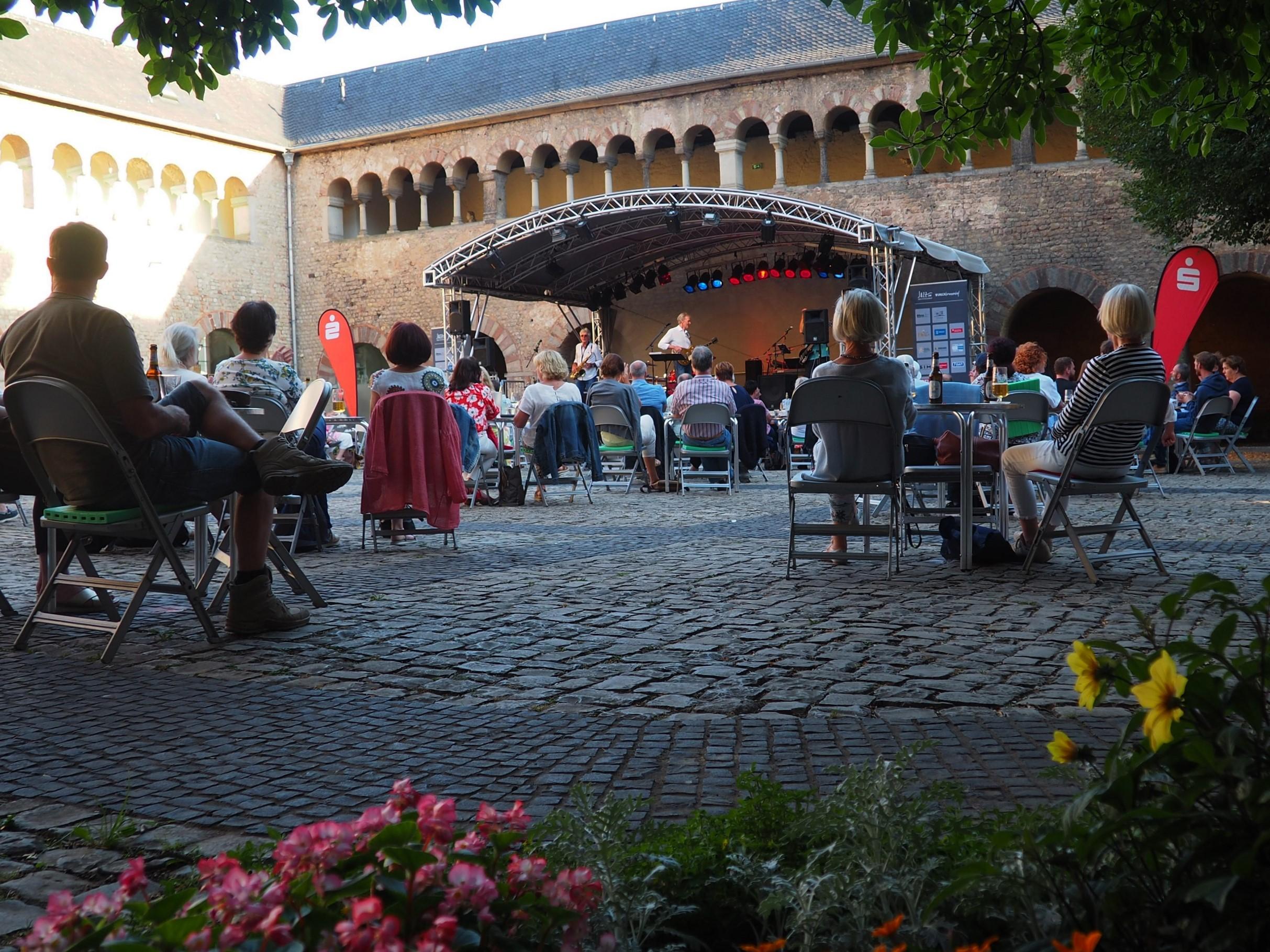 Konzert im Brunnenhof - © ttm