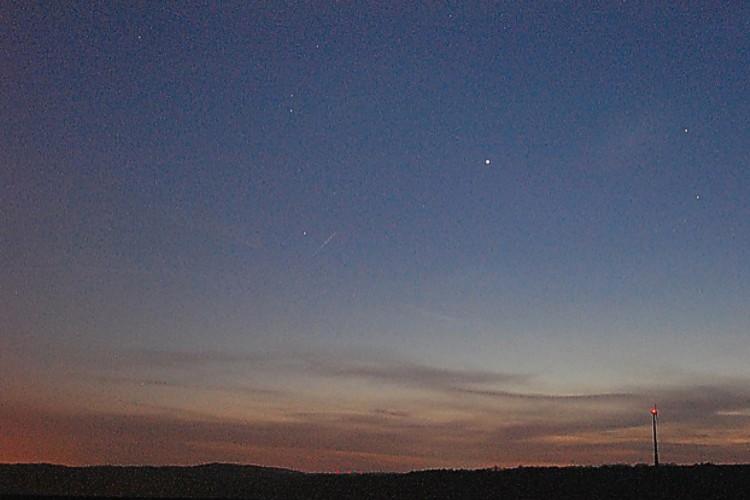 Ein Abend unter tausend Sternen