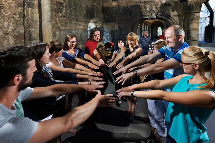 Mit Gruppen unterwegs: Römisches Trier