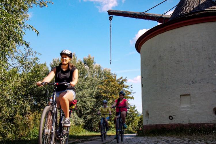 Fahrradtour an der Mosel (© Videocrew)