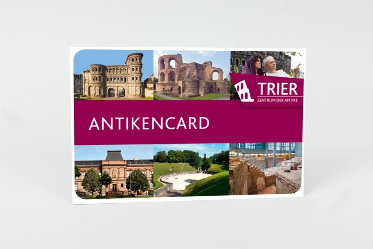 AntikenCard