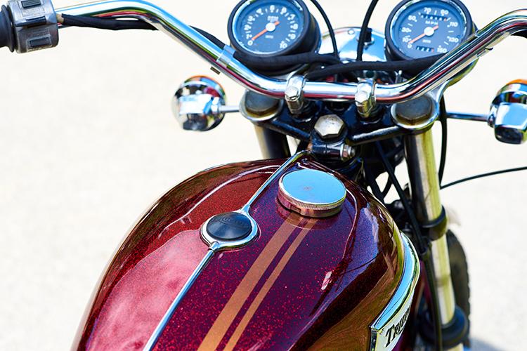 Motorrad - © Tim Sullivan/stocksnap.io