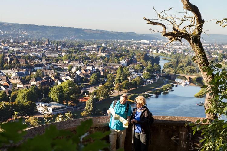 Auf in den Trierer Westen: Sirzenicher Bach & Mariensäule