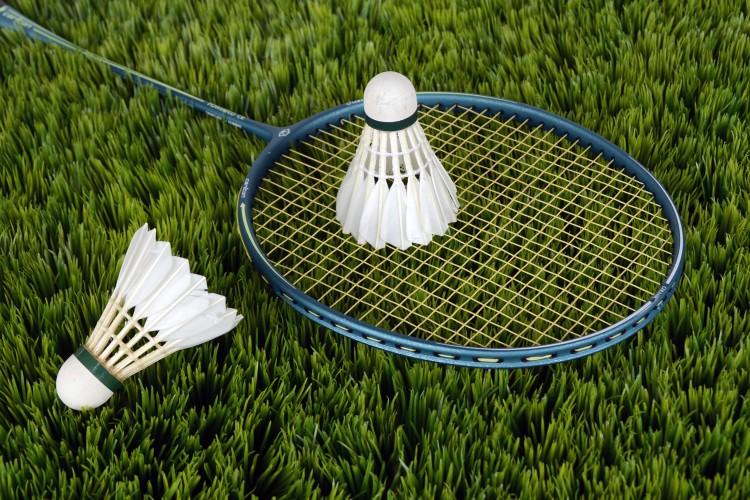 Badminton Schläger (© pixabay/pixabay.com)