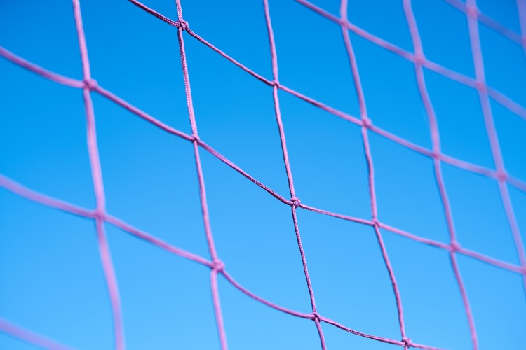 Volleyballnetz - © Engin_Akyurt/pixabay.com