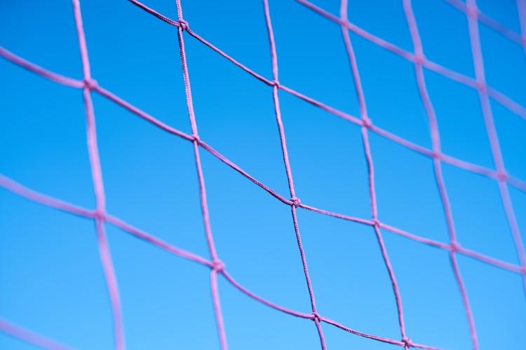 Volleyballnetz (© Engin_Akyurt/pixabay.com)